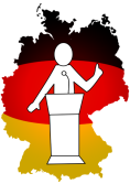 speaking in Germany