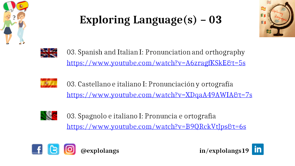 New 'Exploring Language(s)' video